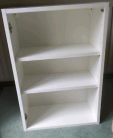 Howdens White 500mm Kitchen Wall Unit