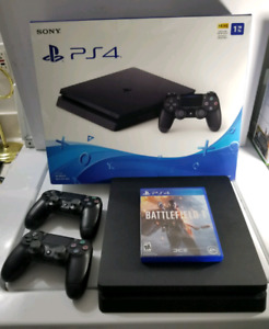 Ps4 1000GB 1TB Mint