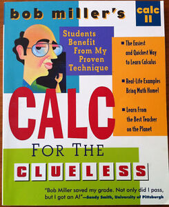 Calculus Guides - Complete Idiot's Guide / Calc for the Clueless