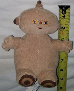 Plush Makka Pakka from In the Night Garden