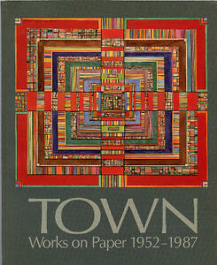 (HAROLD) TOWN: WORKS ON PAPER 1952-1987 London Ontario image 1