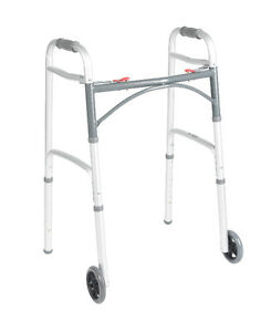 **BRAND NEW Deluxe Folding Walker, to 350lbs