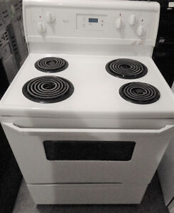 Whirlpool Coil Stove inVery Good Condition