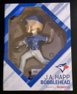 Toronto Blue Jays J. A Happ Bobblehead IN BOX