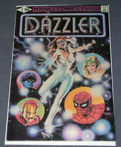 Dazzler #1 (1981)  - Fine/Very Fine Condition