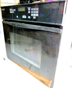 JENN AIR OVEN WALL MOUNT WORKS GREAT GAS OR PROPANE OLDER MODEL
