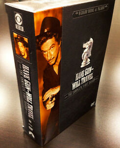☼ 'Have Gun Will Travel'-- Complete Season 1 DVD Set ☼