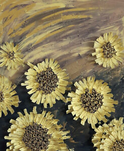 Artwork For Sale - Sunflowers