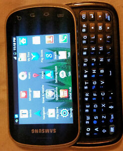 Selling Samsung slide touch screen/keypad