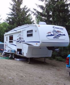 New Fifth Wheel Trailer FOR SALE