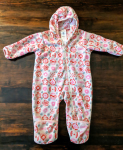 Colombia fleece suit (18 months)