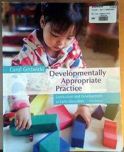 Developmentally Appropriate Practice, Fifth Edition