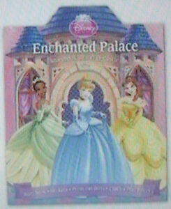 New Enchanted Palace Storybook & Play Castle