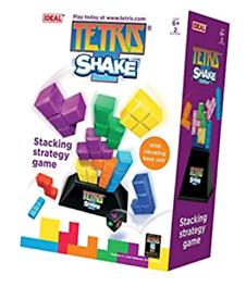 Tetris shake game