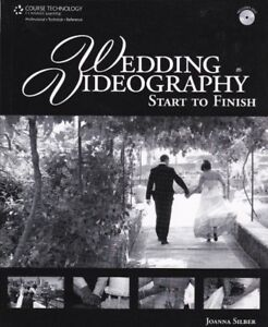 Learn Wedding Videography with DVD (new book)