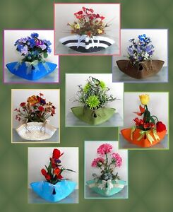 FANCIFUL FLORAL ARRANGEMENTS ... HANDMADE LOCALLY!