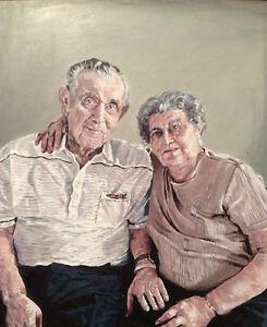 Custom Painted Portrait - Friends, Family, Pets!