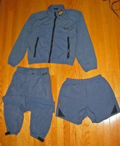 VÊTEMENTS de SPORT variés ... variety SPORT CLOTHING