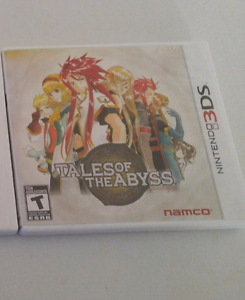 Tales of the Abyss 3D