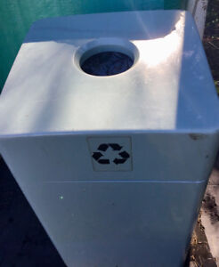 Garbage Can Fibreglass