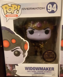 Blizzard Exlusive Widowmaker (Patina) Funko Pop Windsor Region Ontario image 1