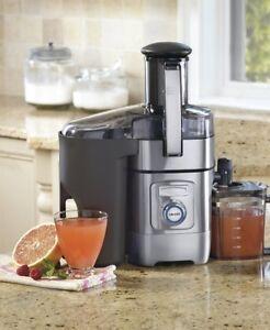 Cuisinart Juice Extractor - New