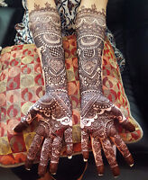 Henna/Mehendi for (Parties,Weddings and Other Occassions)