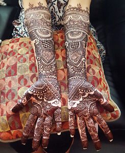 Henna/Mehendi for (Parties,Weddings and Other Occassions) Edmonton Edmonton Area image 1