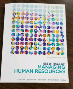 Essentials Of Managing Human Resources  Sixth Canadian Edition