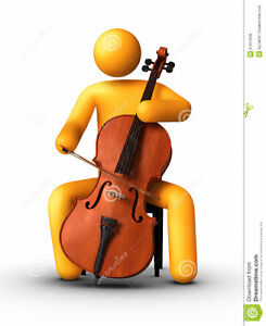 Wanting to learn to play cello
