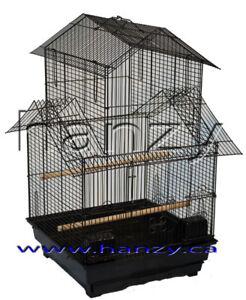 Cage Neuve pour pinsons, perruches, canaries, oiseaux