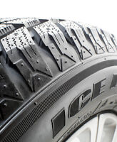 Whoop!! 275-55-20 Sailun Ice Blazer winter tires $852 set of 4!