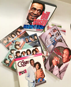 "All 8 seasons of ""The Cosby Show"" on DVD plus bonus DVD"
