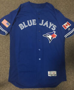 Toronto Blue Jays Game Issued Jerseys