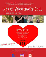 Valentine's  Day Photo Special