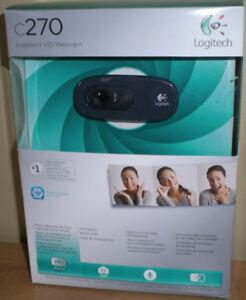 ★★ Cadeau à 25$ ★★ NEUF ★★ Web Caméra HD de Logitech ★★  »»» NEU
