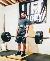Barbell Strength Coach $35 Sessions