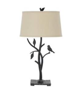 Brand New Medora Iron Table Lamp
