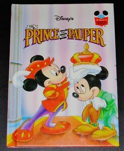 The Prince and the Pauper by Walt Disney Company Staff (1993, Ha