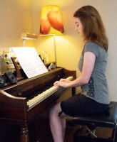 Piano Lessons in Kingston for all ages!