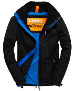 Brand new (with tag) SuperDry The Windhiker Jacket