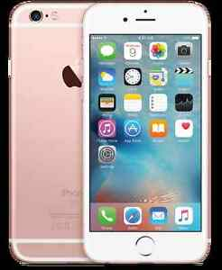 iPhone 6S Rose Gold 64GB Factory Unlocked 1 Month old MINT Kitchener / Waterloo Kitchener Area image 1