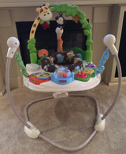 Fisher Price Go Wild Jumperoo