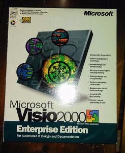 Microsoft Visio 2000 Enterprise