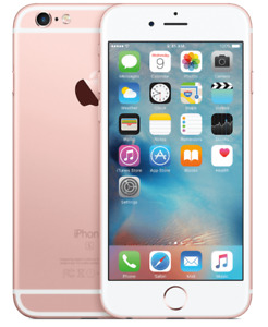Iphone 6S 16gb - UNLOCKED - Rose Gold Color