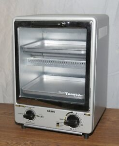 Sanyo 7KSS Silver Toasty Plus Toaster/Snack Maker