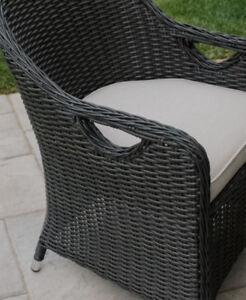 Westmount Square/Round Dining Chair, SUNBRELLA