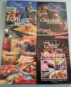 Company's Coming Cook Books