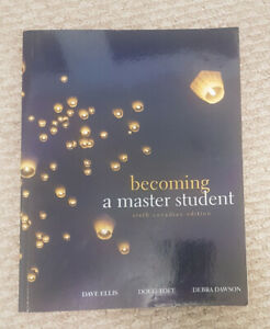Becoming a Master Student - 6th Canadian Edition.
