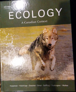 Ecology - A Canadian Context